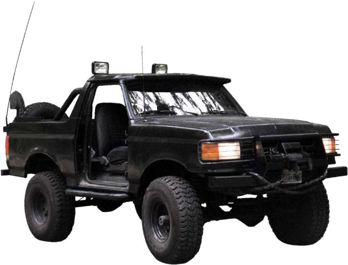 Bronco on 1995 Ford Bronco Prerunner